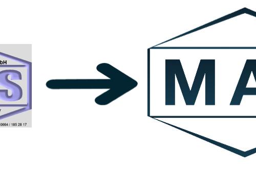 Logo-Relaunch und neues Webdesign für MAS